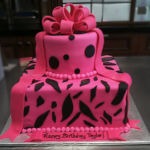 Custom Birthday Cake