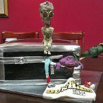 Jeff Dunham cake